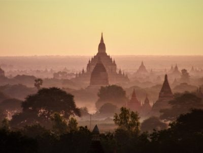 Burma Temples