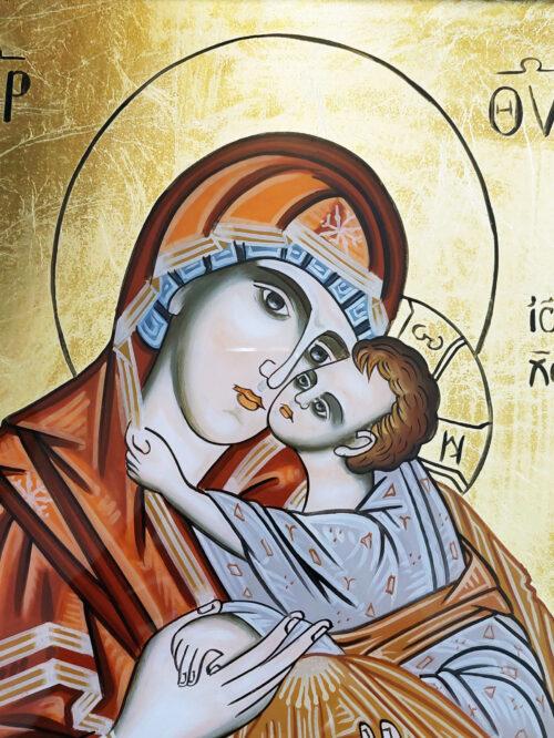 Mary & Child Reverse Icon