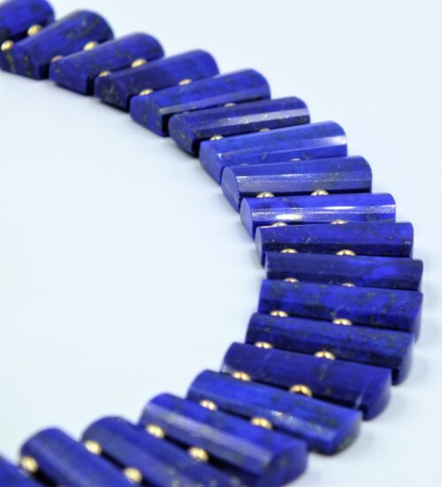Lapis Collarette necklace £2400
