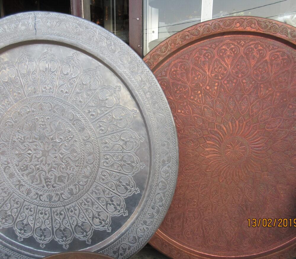Tripoli and Copperware