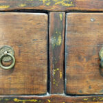 Antique Apothecary Chest