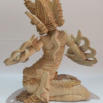 Legong Carving
