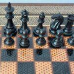 Persian Khatam Chess Board £1250