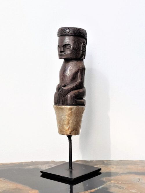 shaman charm statue